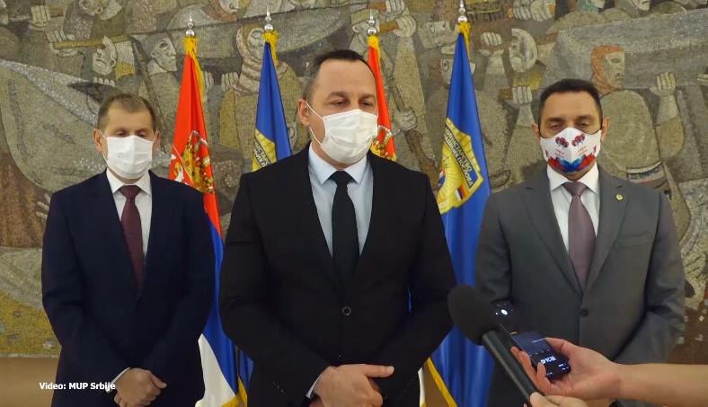 UBISTVO U BELVILU: Načelnik UKP Dejan Kovačević o hapšenjima