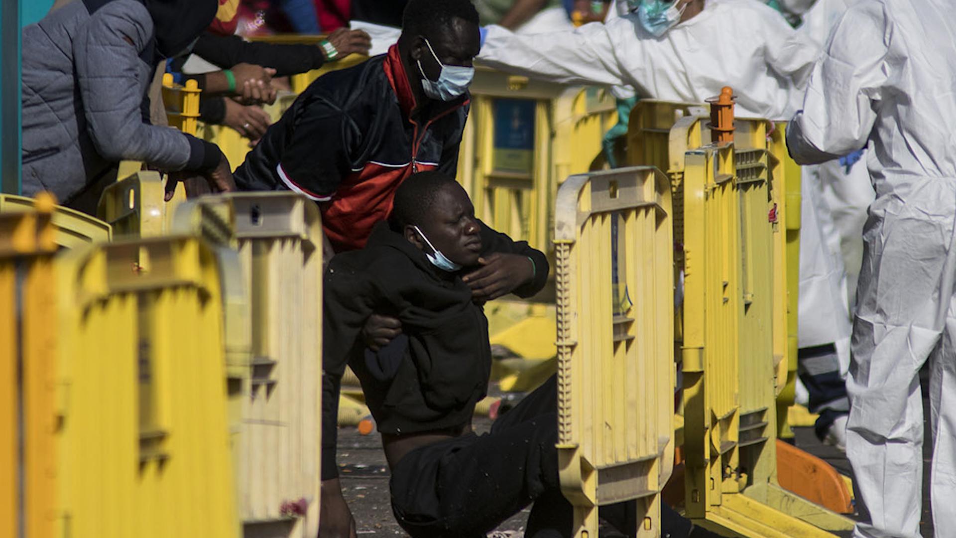 TRAGEDIJA NA KANARSKIM OSTRVIMA: Prevrnuo se brod sa migrantima, četiri osobe izgubile život