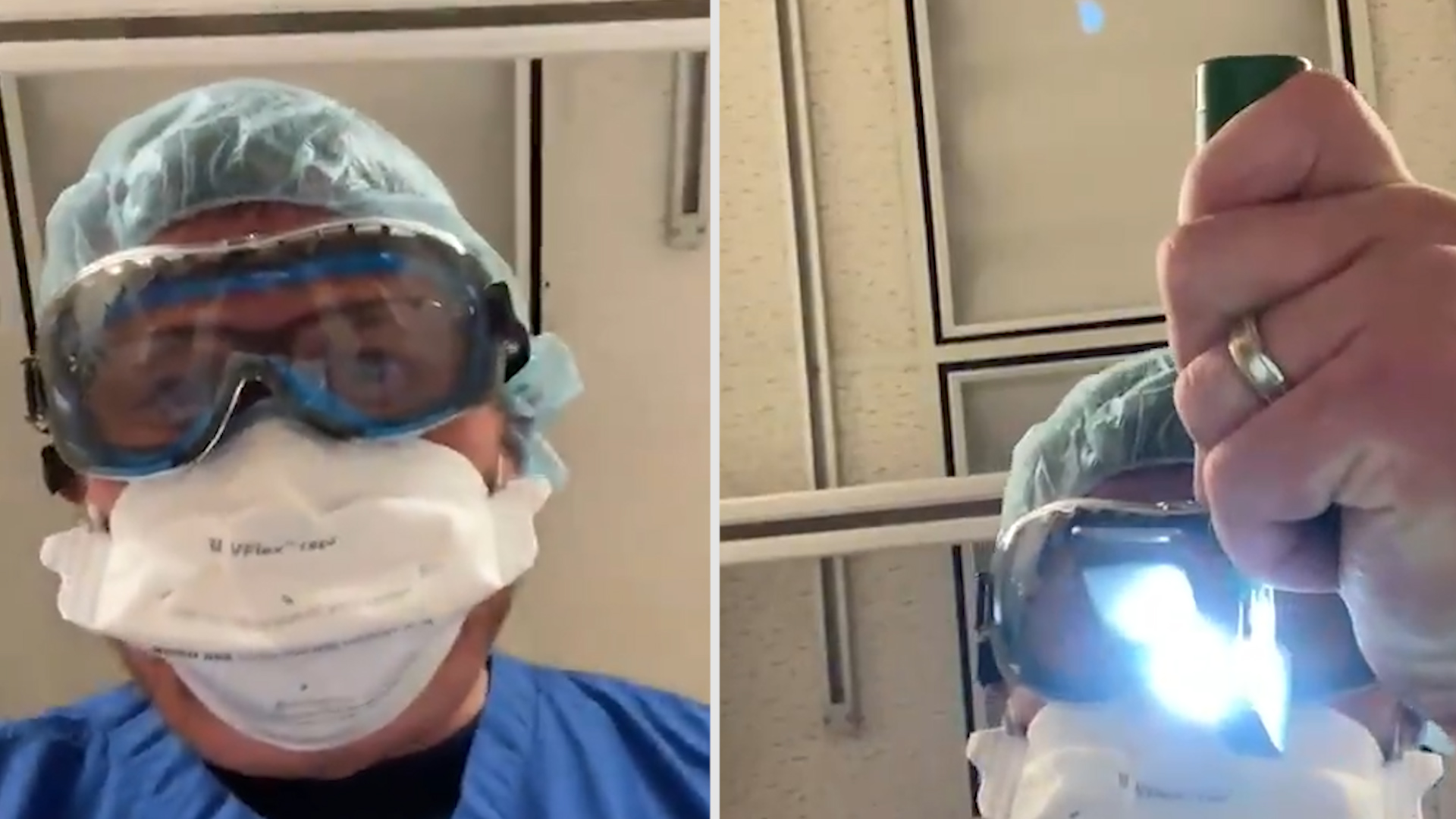 POSLEDNJE ŠTO VIDE LJUDI KOJI UMRU OD KORONE: Doktor iz kovid bolnice objavio snimak upozorenja