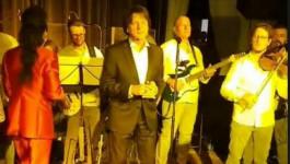 ZDRAVKO ČOLIĆ PEVA NA VENČANJU TERZIĆEVOG SINA: Mladenci plesali dok im je Čola pevao na uvce