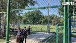SNIMCI SA MESTA NESREĆE NA ADI CIGANLIJI: Dečak (16) iznenada preminuo na utakmici