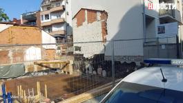 SNIMCI SA MESTA NESREĆE: Ovo je gradilište na Voždovcu na kom je povređen radnik