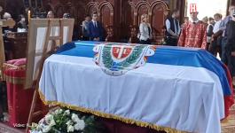 DAN KOJI SE ČEKAO 113 GODINA: Ceremonija pohranjivanja posmrtnih ostataka generala Stratimirovića
