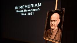 Komemoracija glumcu Nenadu Nenadoviću