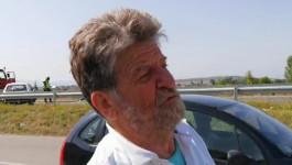 Zoran Nikolić, očevidac saobraćajne nesreće na putu Niš-Doljevac