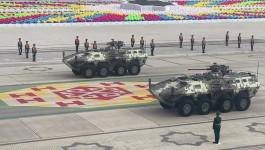 """Lazar 3"" na vojnoj paradi u Turkmenistanu"