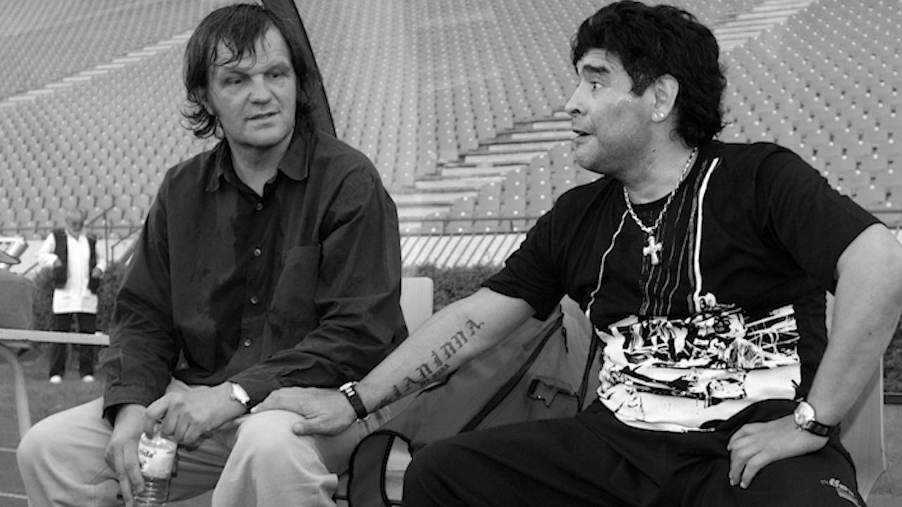 MARADONA NA MARAKANI: Emotivno druženje dva genija - fudbalskog i filmskog