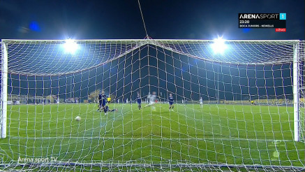 Pogledajte prvi gol Partizana