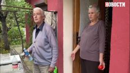 Miodrag i Mirjana Sofronijević - Stric i strina Srbina koji je ranjen na Kosovu