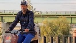 ĐOKOVIĆ IZNENADIO ŠETAČE: Novak u društvu supruge i dece vozio bicikl pored beogradske Beton hale