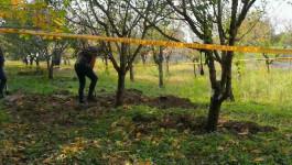 Potraga za novcem Đokića: Radnici otkopavaju imanje Džonića