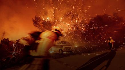 VATRENI HOROR: U Kaliforniji besni nova runda požara