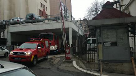STRAŠNO: Mesto gde se u Aberdarevoj ulici dogodila eksplozija