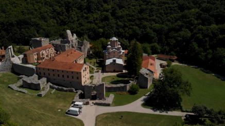 Ko pravi meleme u manastiru Ravanica?