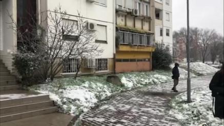 MESTO ZLOČINA: Evo gde je izboden mladić noćas na Novom Beogradu