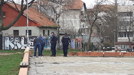 MLADIĆ IZBODEN NOŽEM: Mesto zločina u naselju Medaković