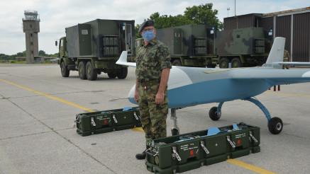 NAJNOVIJE BESPILOTNE LETELICE: Dronovi koji čuvaju srpsko nebo