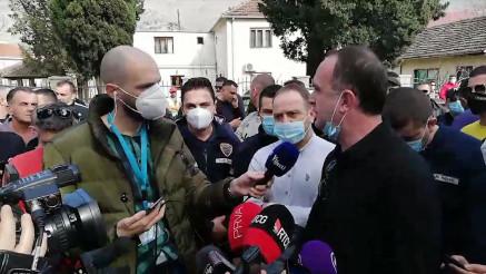 KRIVOKAPIĆ NE DOLAZI: Nik Đeljošaj, predsednik opštine Tuzi, o situaciji u ovom mestu
