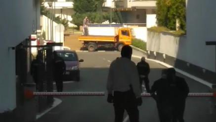 """OVDE JE BIO """"ŠTEK"""" VOĐE ALKATRAZA: Policija je pretresla stan u luksuznom naselju na Paliluli"""