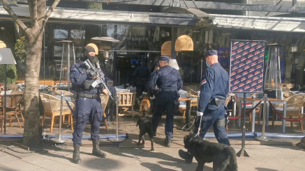 ISTRAGA NA TERAZIJAMA: Policija u pretres Kasine uključila i pse