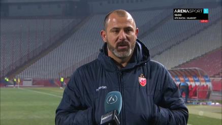 Izjava Dejana Stankovića posle utakmice sa Čukaričkim