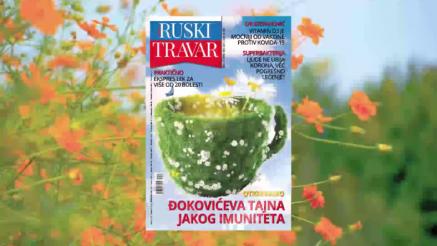 U prodaji je novi broj časopisa  RUSKI TRAVAR