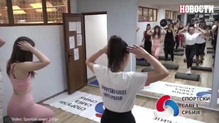 """Akcija """"Budi zdrava - vežbaj sa nama"""""""