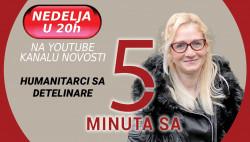 HUMANITARCI SA DETELINARE - Youtube kanal novosti
