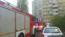 Zapalio se 11. sprat - evakuacija zgrade u toku!