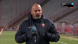 Izjava Dejana Stankovića posle utakmice sa Radnikom