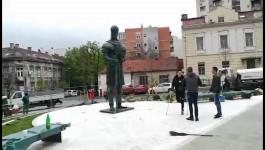 Postavljen spomenik Despotu Stefanu