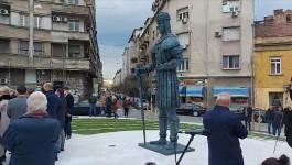 Otkrivanje spomenika Despotu Stefanu