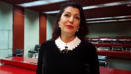 Jadranka Jovanović na dodeli Nagrade grada Beograda