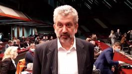 Zoran Nikolić na dodeli Nagrade grada Beograda