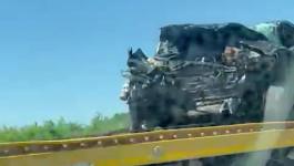 Gužva kod Požege zbog saobraćajne nesreće