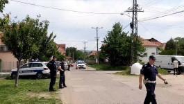 Mesto pogibije deteta u selu Popovac kod Niša