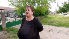 Vukosava Petrović, očevidac nesreće u Popovcu, u kojoj je poginulo dete