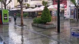 NEVREME: Kiša i grad u Kruševcu