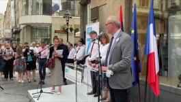 SLAVLJE U KNEZ MIHAILOVOJ: Francuski institut obeležava 70 godina u Srbiji