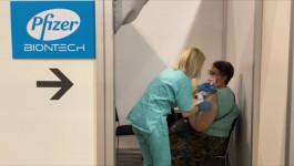 BEZ GUŽVE I REDOVA: Kako danas protiče vakcinacija na Beogradskom sajmu