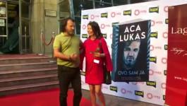 Poznati na promociji knjige Ace Lukasa