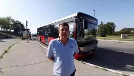Ispovest vozača koji je našao dvogodišnje dete u autobusu na linij 35L na Lešću