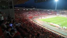 Navijanje posle prvog gola, MAGIKO POKAZAO DECI KO JE TATA: Vidite ludu atmosferu na Marakani