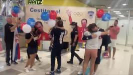 Dolazak osvajača Olimpijskih medalja iz Tokija