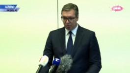 Оdgovor Vučića na pitanje o Žaklini Tatalović i agentu FBI