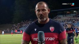 Izjava Dejana Stankovića posle utakmice sa Spartakom