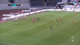 Gol Rikarda za 1:0 protiv Voždovca