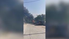 Bukti požar u Vranju