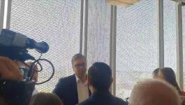 Aleksandar Vučić obilazi završne radove na rekonstrukciji i izgradnji Kliničkog centra Srbije