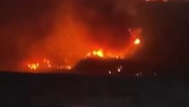 BUKTE POŽARI U TURSKOJ: Vatra se širi ka termoelektrani kod Marmarisa